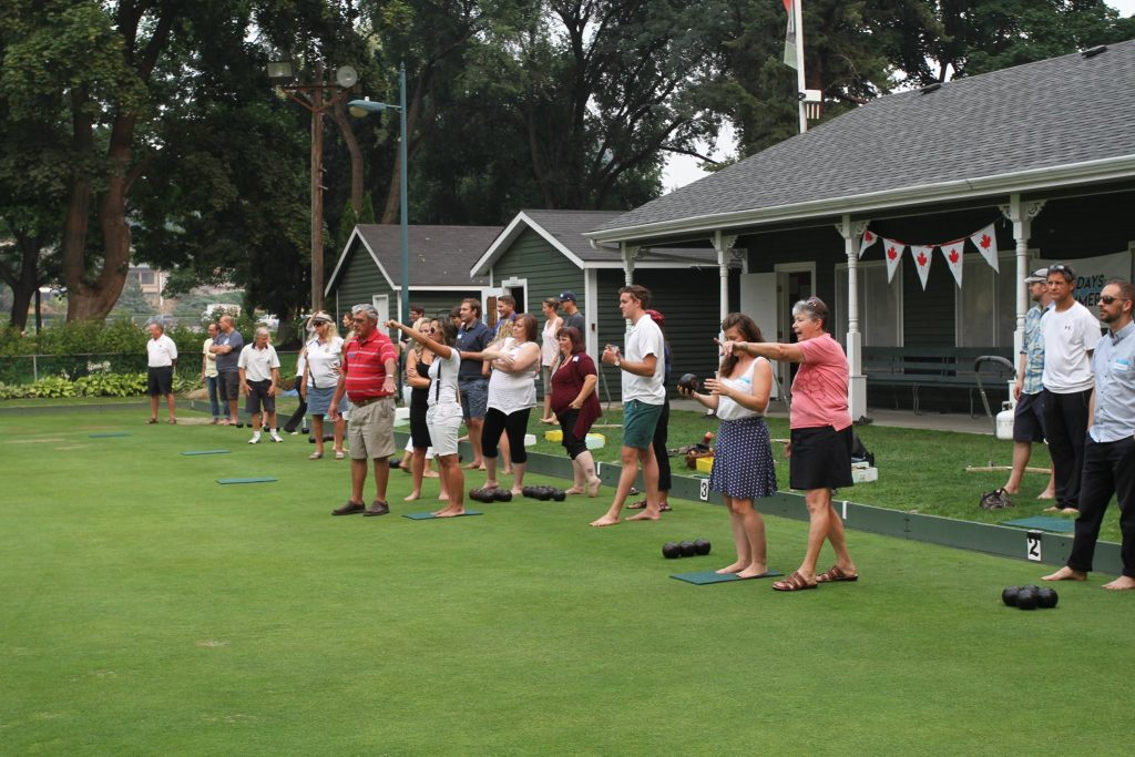 JCI BDO Dunwoody Lawn Days of Summer Event @ Vernon Lawn Bowling Club